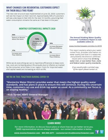 July 2020 Customer Flyer (Bill Insert) Page 2