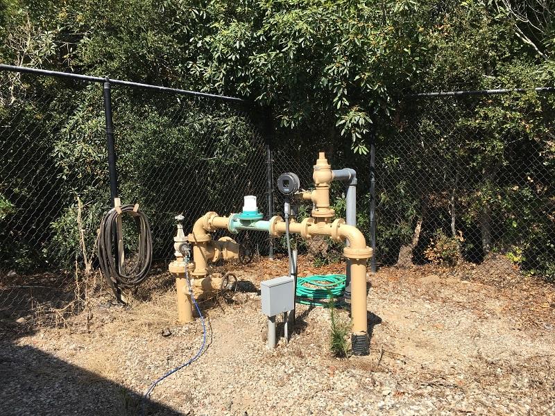 Paden Well, Montecito Water District