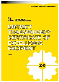 Transparency Certificate of Excellence